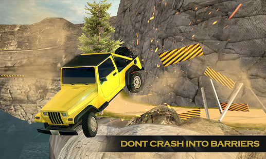 Off Road Jeep Drive Adventures - screenshot