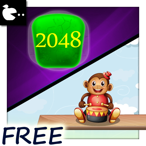2048 number puzzle, logical (game)