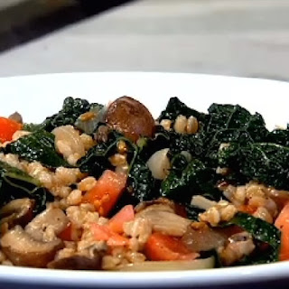 Farro Kale Recipes