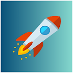 Rocket Thrust Icon