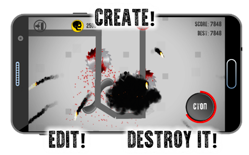 Stickman Destruction EDITOR