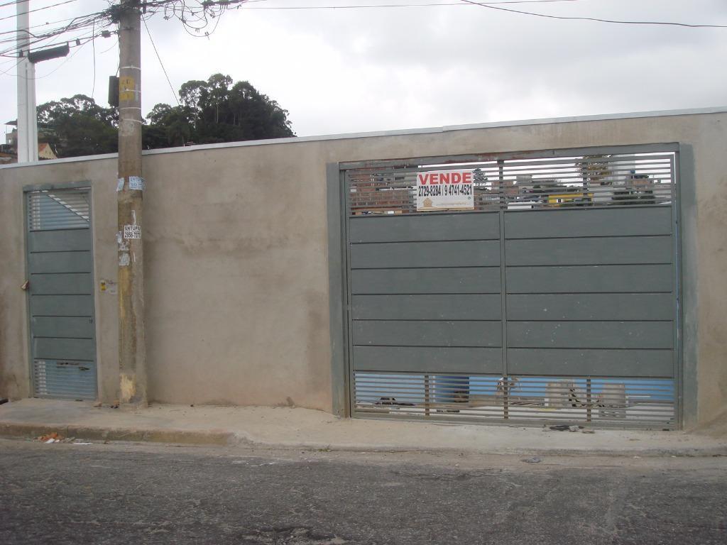 Sobrado de 2 dormitórios em Vila Araguaia, São Paulo - SP