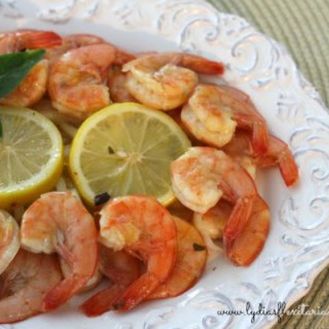 Low Country Pickled Shrimp