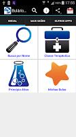 Screenshot of Bulário Veterinário FREE