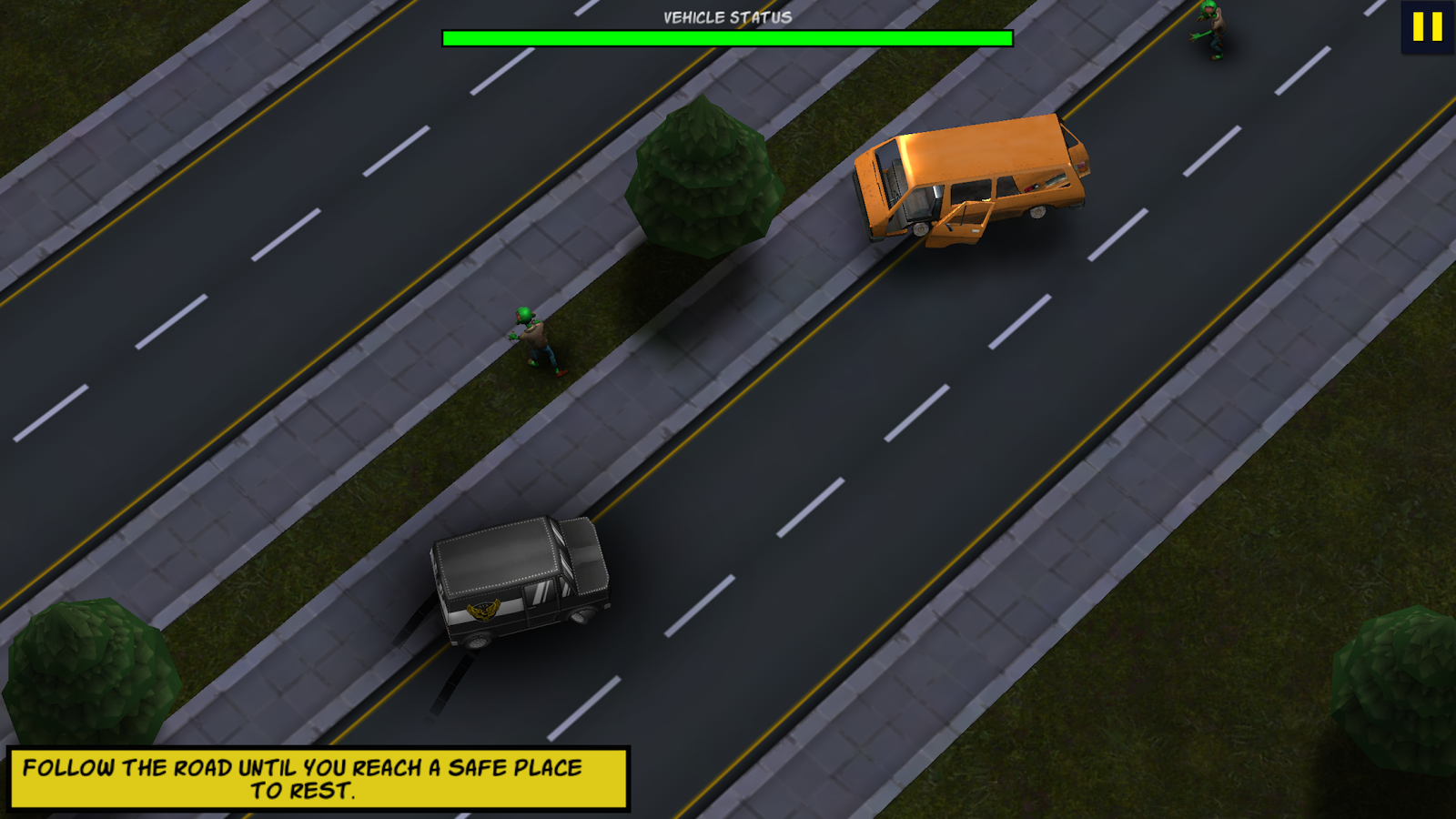 Max Bradshaw: Zombie Invasion Screenshot 3