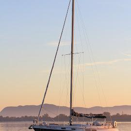 by Luc Raymond - Transportation Boats