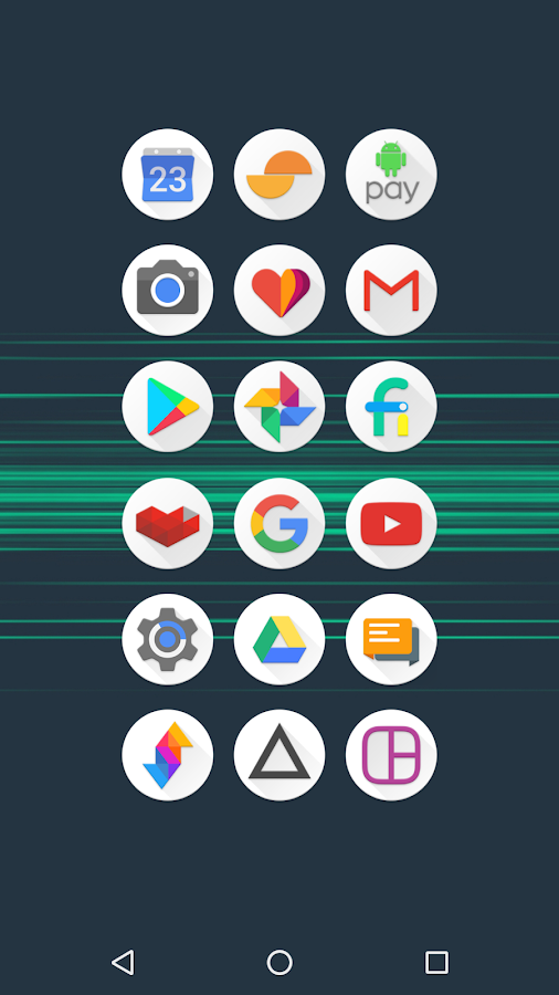 Dives - Icon Pack Screenshot 1
