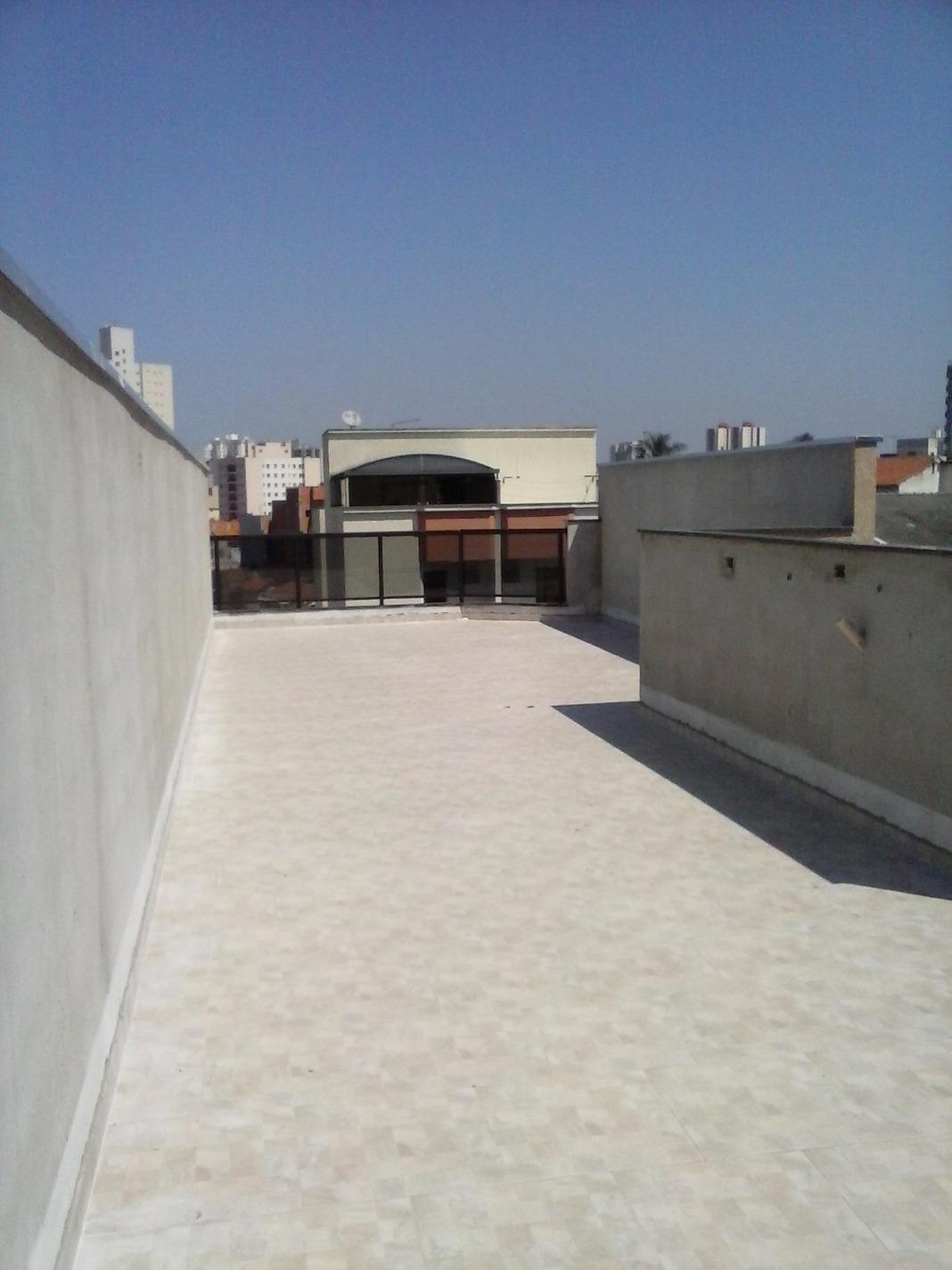 Cobertura de 3 dormitórios em Vila Guiomar, Santo André - SP