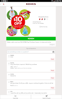 Screenshot of Coupons & Weekly Ads: Shopular