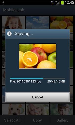 Samsung SMART CAMERA App screenshot 2