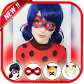 Ladybug Dress up Camera