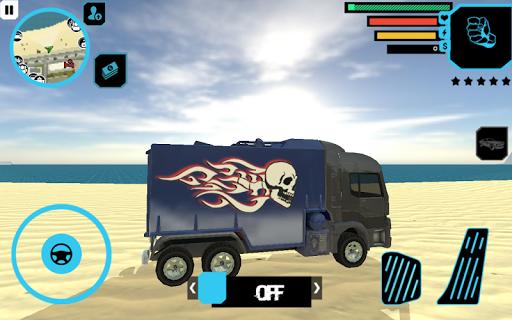 Truck Driver City Crush screenshot 1