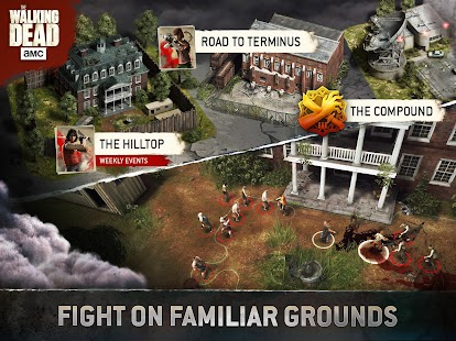 Download The Walking Dead No Man's Land APK to PC