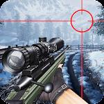 Sniper Commando Snow Mission Icon