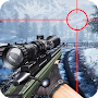 Sniper Commando Snow Mission