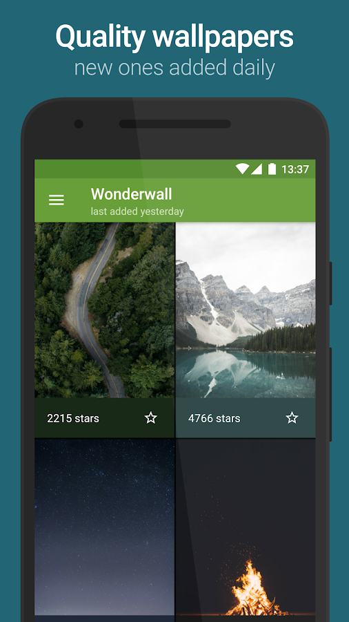 Wonderwall - Wallpapers Screenshot 0