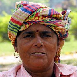 Portrait by Asif Bora - People Portraits of Women