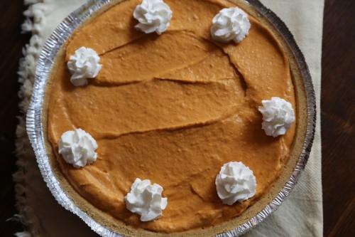 No Bake Pumpkin Butterscotch Pie Recept | Yummly