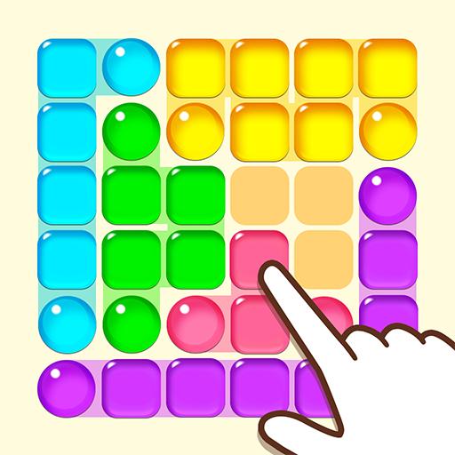PURU-PURU : Can you link them all? (game)