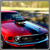 Red Mustang Cars HD Wallpapers APK for Bluestacks