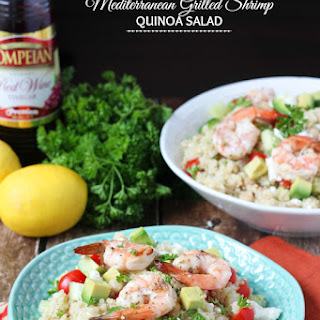 Mediterranean Grilled Shrimp Recipes