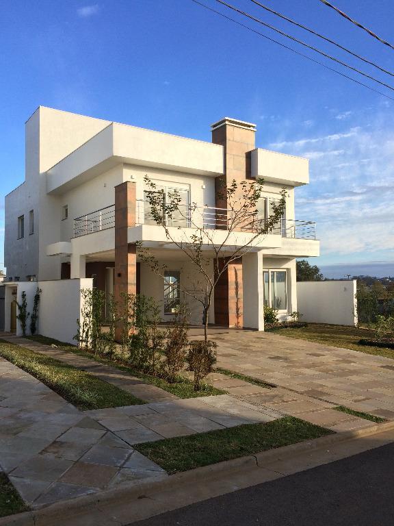 Casa 3 Dorm, Alphaville, Gravataí (CA1176) - Foto 2