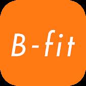 B-fit 公式アプリ