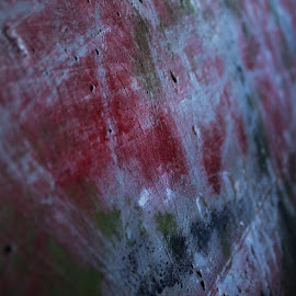 Over the Years by Marc Steele - Artistic Objects Other Objects ( countryside, abstract, uk, paint, rural, country, urban, england, cromford, peak district, grafiti, derbyshire, derby, abandoned )
