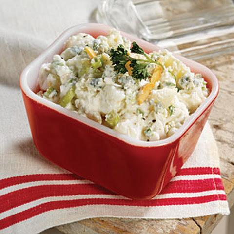 Blue+cheese+green+onion+potato+salad Recipes | Yummly