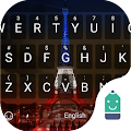 Paris s'allume Emoji Keyboard