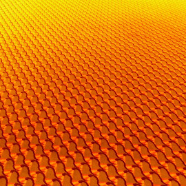 HAD TO USE MY SPECIAL CAMERA TO GET THIS PHOTO TO BE MEMORABLE TRIP... by Mikito Su - Novices Only Macro ( lighting, pattern, orange.colorful, sgns, night, lights,  )