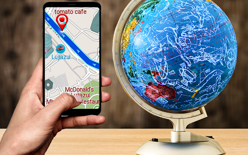 GPS Navigation & Direction - Find Route, Map Guide for pc
