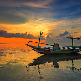 by Andy Bagus - Transportation Boats