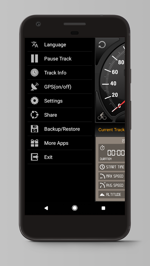 Speedometer GPS Pro Screenshot 4