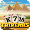 Game 3 Pyramid Tripeaks Solitaire - Ancient Egypt Game APK for Kindle