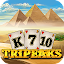 3 Pyramid Tripeaks Solitaire for Lollipop - Android 5.0