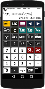 Scientific Calculator Free - screenshot