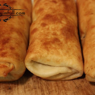 Chicken Jalapeno Chimichangas