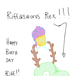 Happy birth day Riffff!
