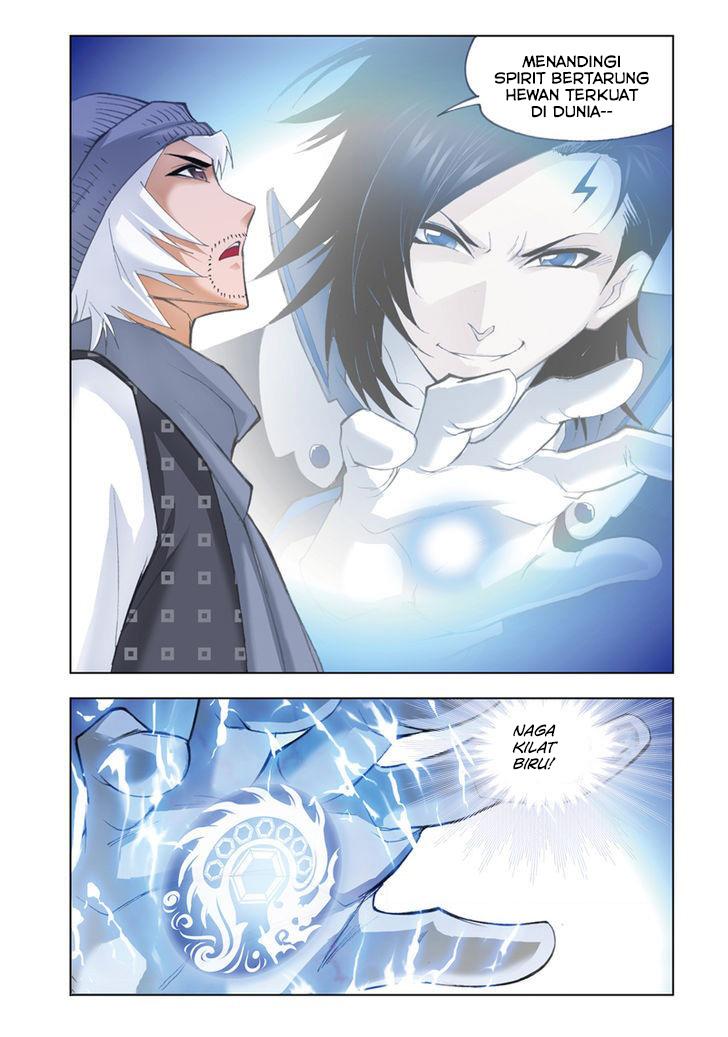 Baca Manga Soul Land Chapter 49 Komik Station