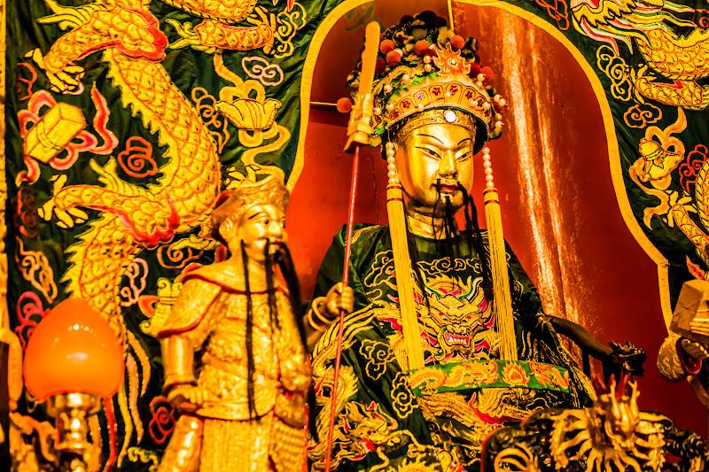 Kuala Lumpur Chinatown Guandi Temple4