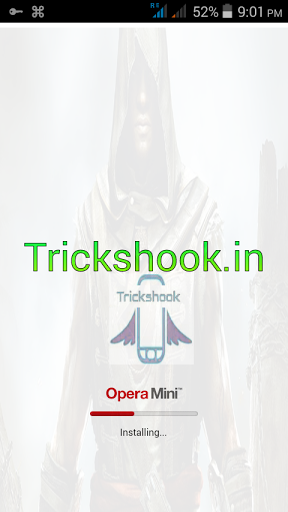 trickshook opera mini
