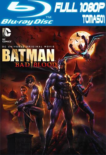 Batman: Mala sangre (2016) (BRRipFull 1080p) BDRip 1080p DTS
