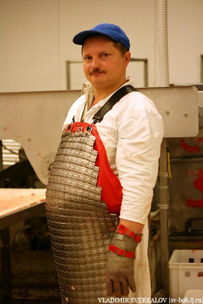 Как делают колбасу и полуфабрикаты
