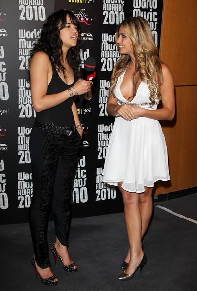 Clara Morgane And Jennifer Lopez Poses Winnings After Attending 2, Clara Morgane