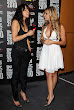 Clara Morgane And Jennifer Lopez Poses Winnings After Attending 2