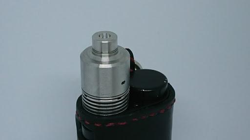 DSC 3810 thumb%255B2%255D - 【DT】「とっちゃんDT」Chad Works × Scull Bomb Vapersコラボ、「VC02 Tips」 VAPORCLOUDコラボモデルレビュー。おまけでプルームテックのニコチンドリップチップ二種PLUS「plus v2」プラス「For KN.Ry drip tip」比較【ドリップチップ/小物/チャドワークス/Ploomtech】