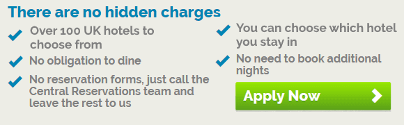 carfinance247 - free night stay details
