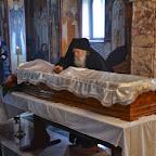 Заупокојена литургија, опело и сахрана јеромонаха Спиридона, Јован До