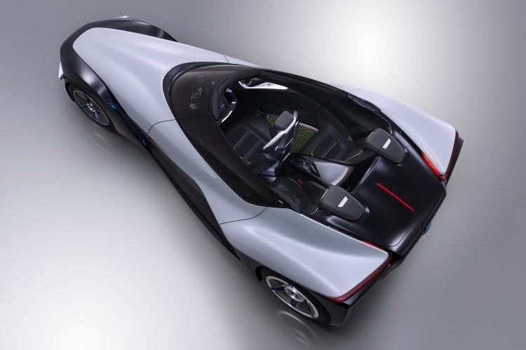 Nissan Bladeglider Concept 03